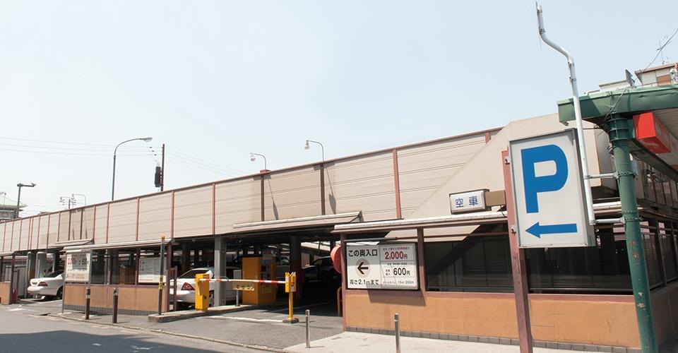 パラカ祇園町南側第1駐車場