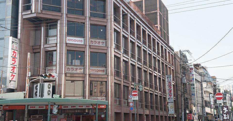 ヤサカ祇園ビル(弥栄自動車)